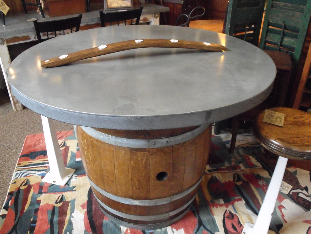 Genial Galvanized Table Tops. We ...